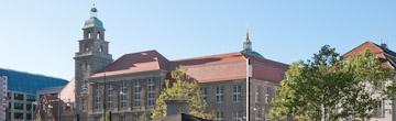Startseite der Einrichtung